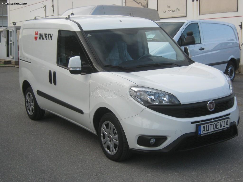 Fiat DOBLO 1.6 MTJ DIESEL-ΑΡΙΣΤΟ-Ε5 2015 – 01