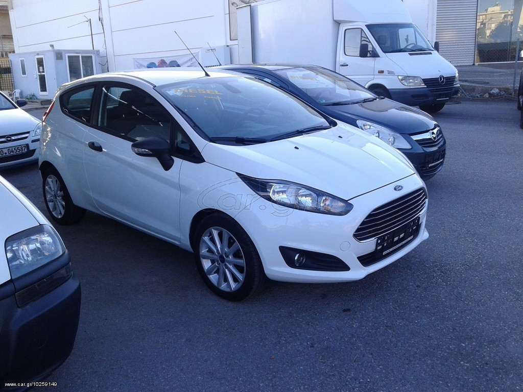 Ford FIESTA ECONETIC1.5 2014 – 1