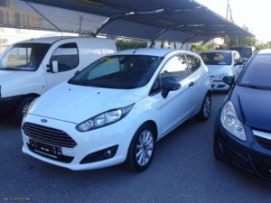 Ford FIESTA ECONETIC1.5  2014