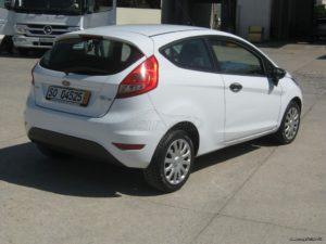 Ford FIESTA VAN 1,4 TDCI DIESEL 2010