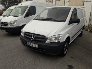 Mercedes-Benz 113 VITO EURO 5 LANG 2014