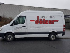 Mercedes-Benz 316 CDI SPRINTER EURO 5 2010