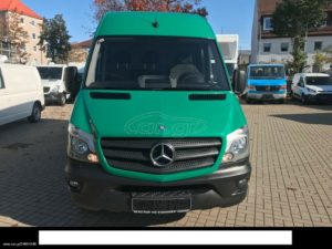 Mercedes-Benz SPRINTER 316 EURO5 Δυο πλαϊνές 2015