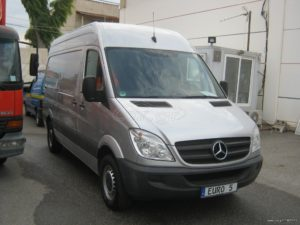 Mercedes-Benz SPRINTER 316 EURO5 2011