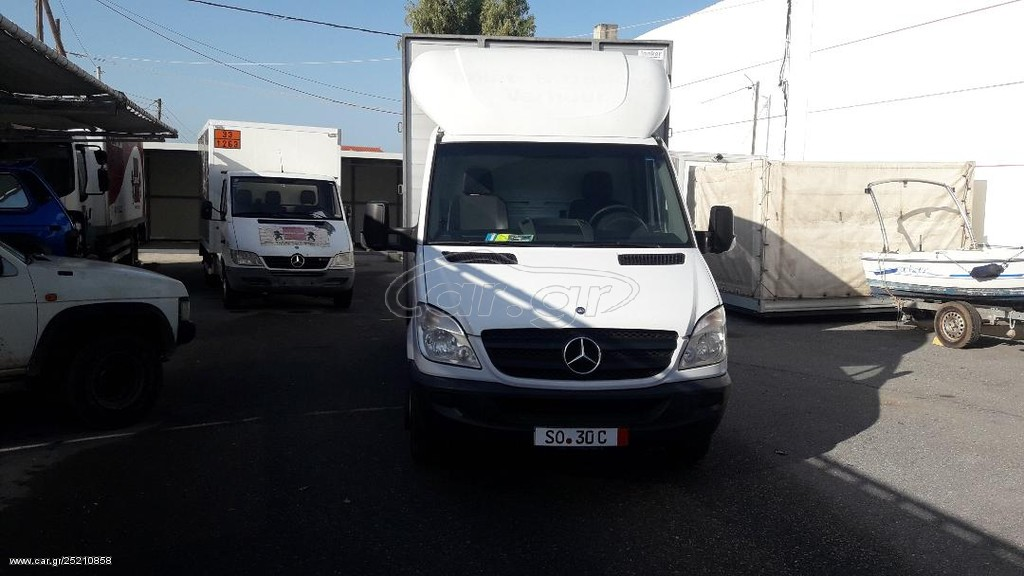 Mercedes-Benz SPRINTER 415 515 2007 – 01
