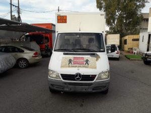Mercedes-Benz SPRINTER 416 CDI AC ΥΔΡΑΥΛΙΚΗ 2005