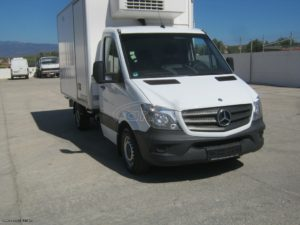 Mercedes-Benz Sprinter 316 RESERVE 2014