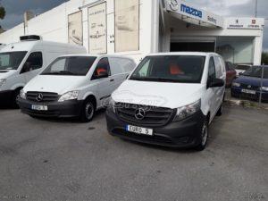 Mercedes-Benz VITO 114CDI EURO5 XLONG- 2015