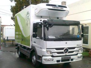 Mercedes-Benz atego 918-1018 2014