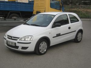 Opel CORSA 1.3 CDTI επαγ/κο-αγρο/κο 2006
