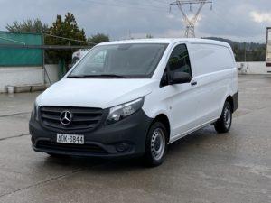 Mercedes-Benz '17 VITO 114 EURO 6-ΑΨΟΓΟ