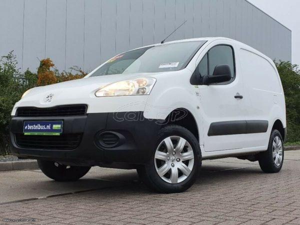 Peugeot 2014 PARTNER 1.6hdi