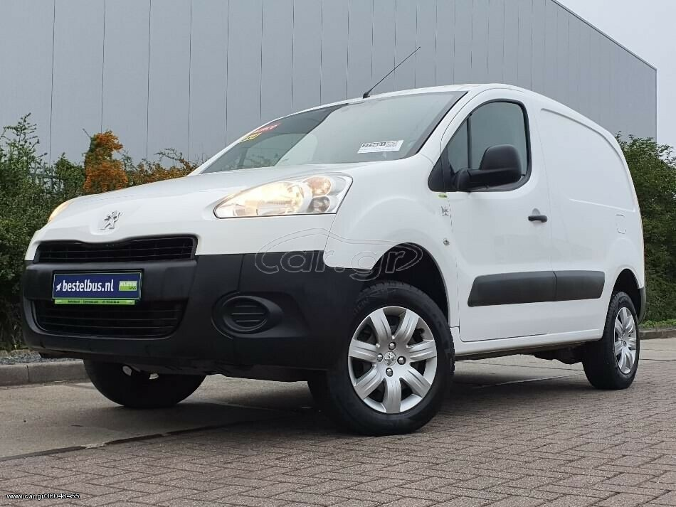 Peugeot 2014 PARTNER 1.6hdi – 1